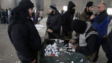 U.S. nonlethal aid to Syrian rebels considered