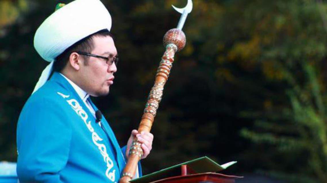 مفتی قرقیزستان