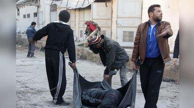 مقتل 500 في معارك بين مقاتلي داعش والمعارضة بسوريا