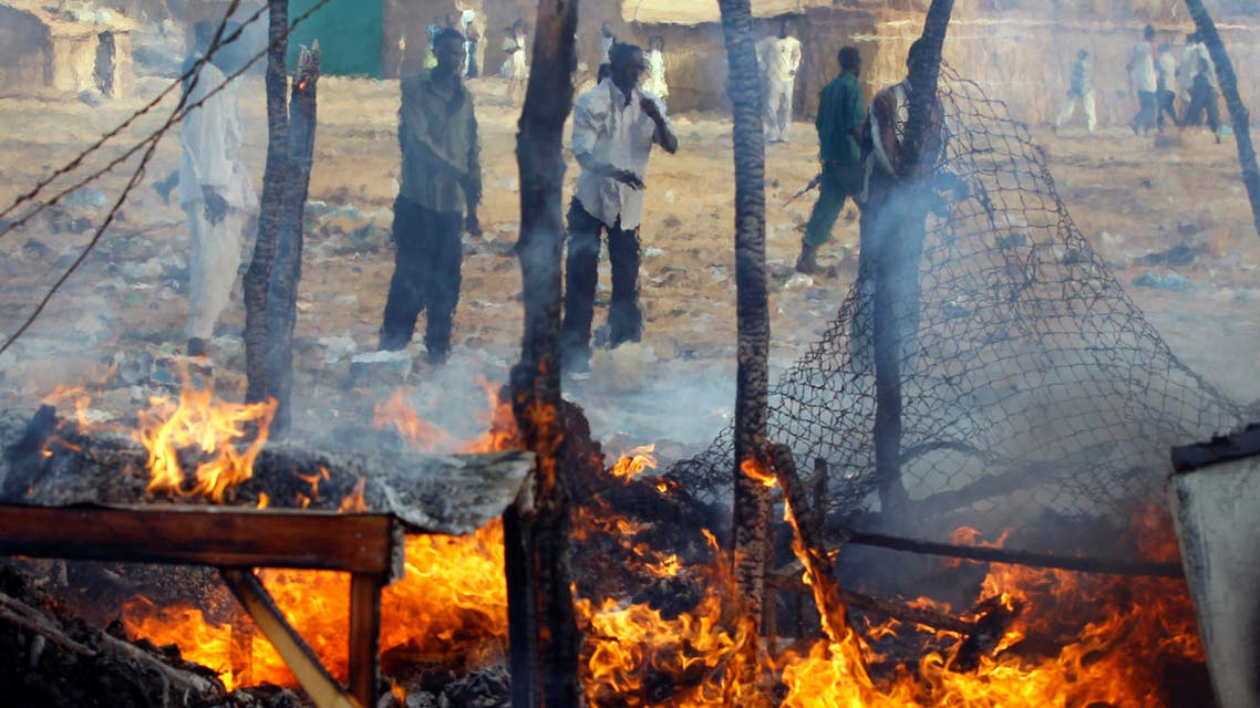 south sudan Bentiu destruction reuters