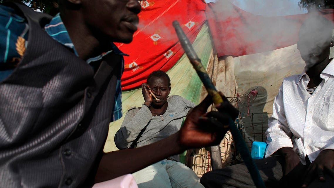 South Sudan unrest