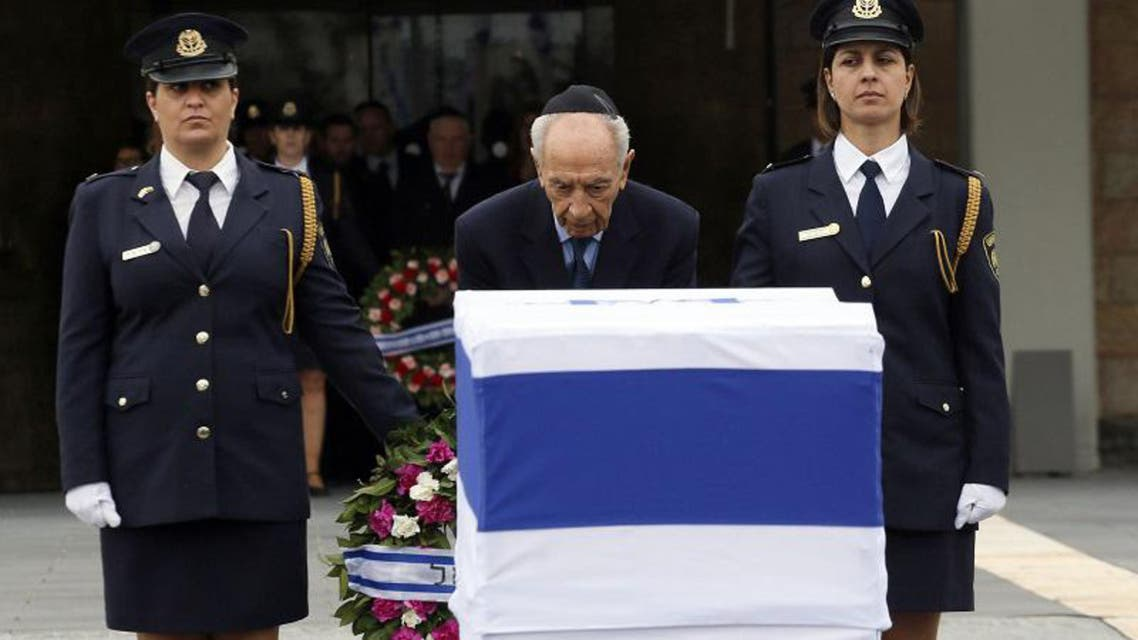 Israel's Sharon arrives at the Knesset