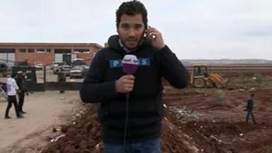 """""""العربية"""" ترافق الجيش الحر في حربه على داعش بإدلب"""