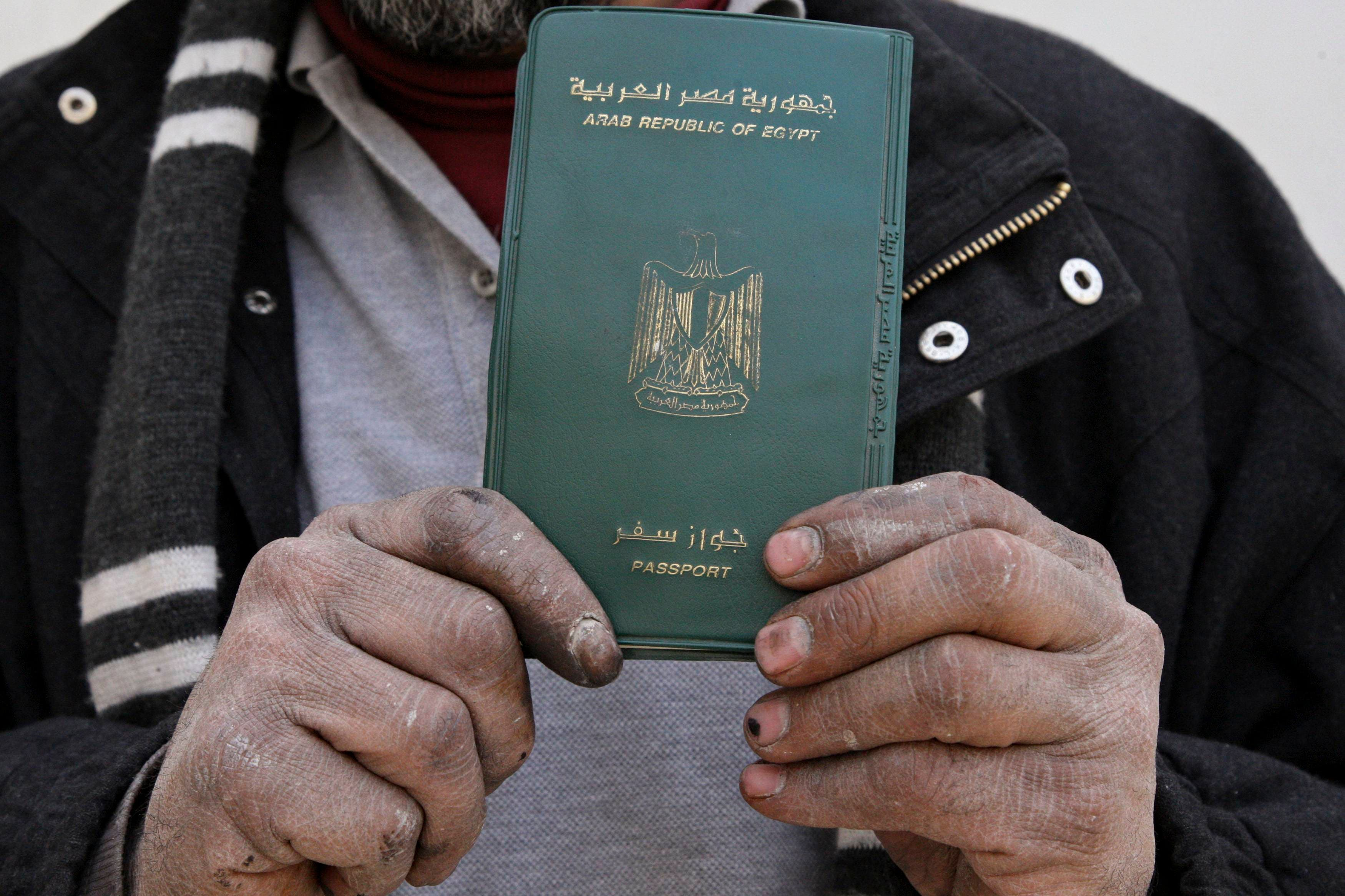 Egyptian expats vote on new constitution