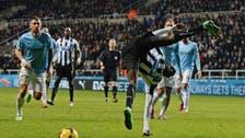 Newcastle rejects $14 million bid for striker from unnamed Qatari club