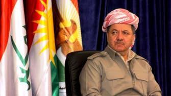 Barzani: Iran gave weapons to Iraq's Kurds