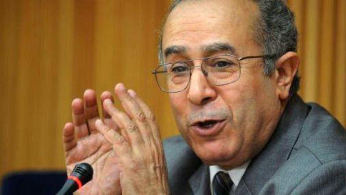 وزير الخارجية الجزائرى رمطان لعمامرة