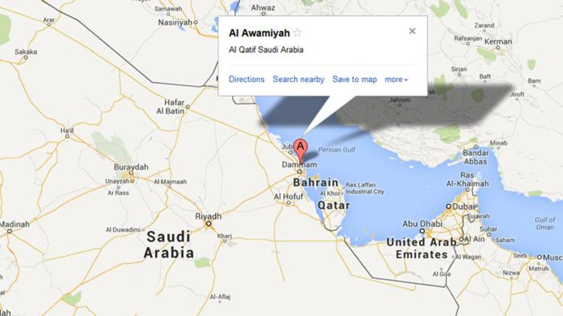 Awamiya Saudi Arabia (AA)