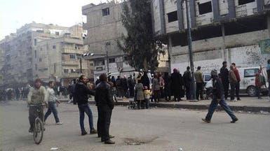 مخيم اليرموك يموت جوعا وصور الضحايا فقط تعبر الحواجز