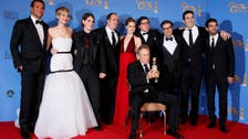'American hustle,' '12 years a slave' top Golden Globes