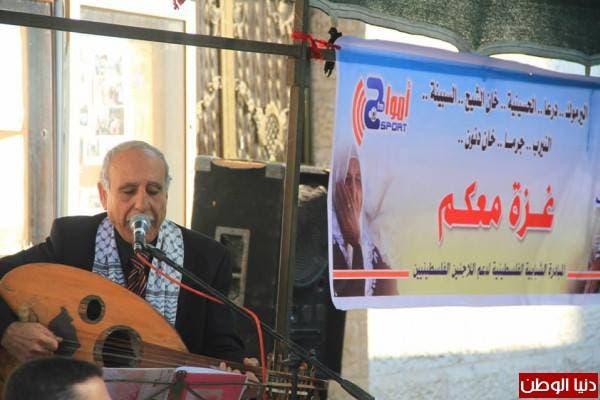 اكثر من 50 اذاعة فلسطينية وحدث بثها تضامناً مع اهالي مخيم اليرموك