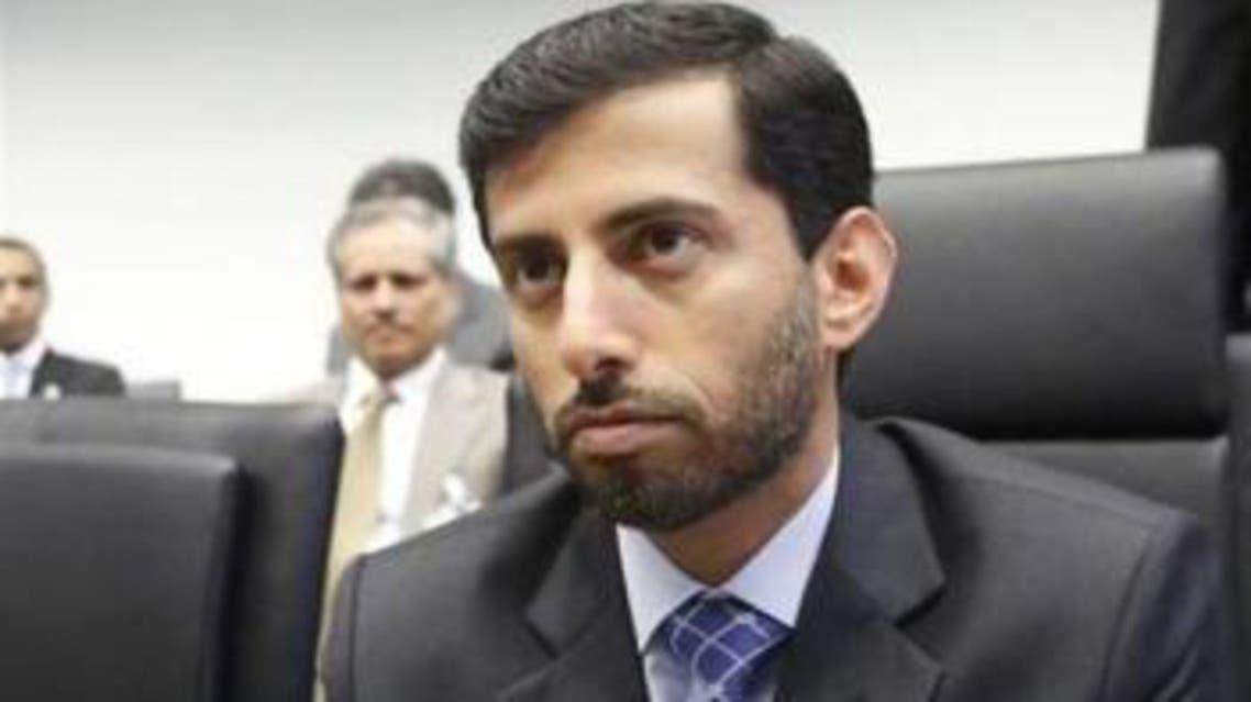 سهيل بن محمد المزروعي وزير النفط الإماراتي