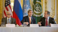 Kerry, Lavrov broach ceasefire zone for Syria