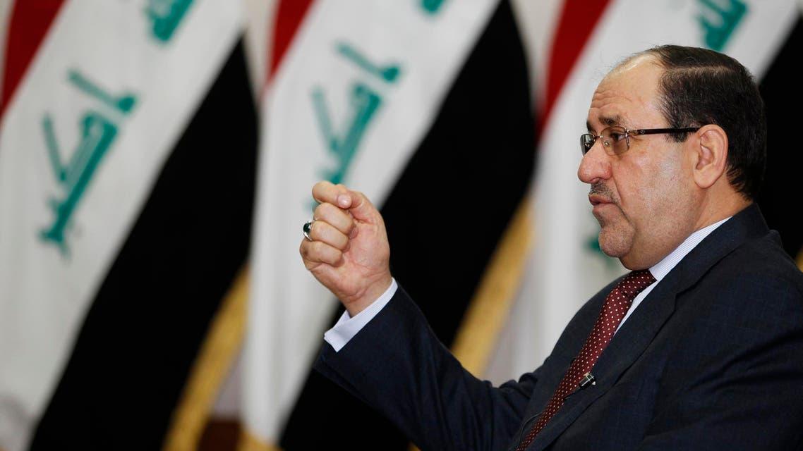 iraq maliki reuters
