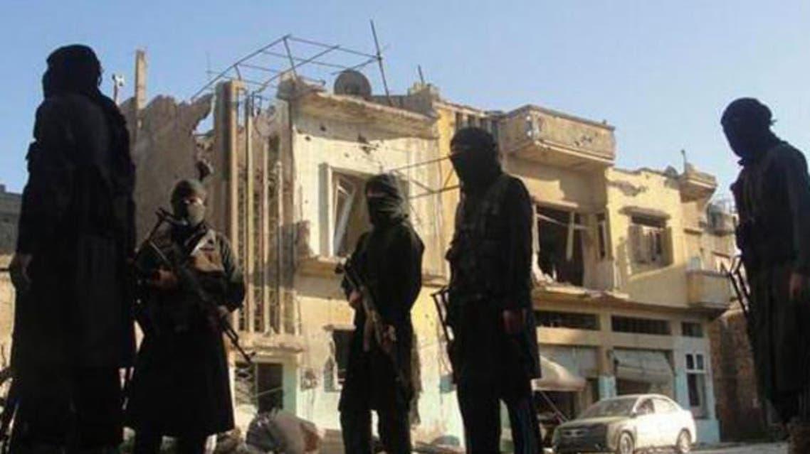 عناصر تنظيم داعش
