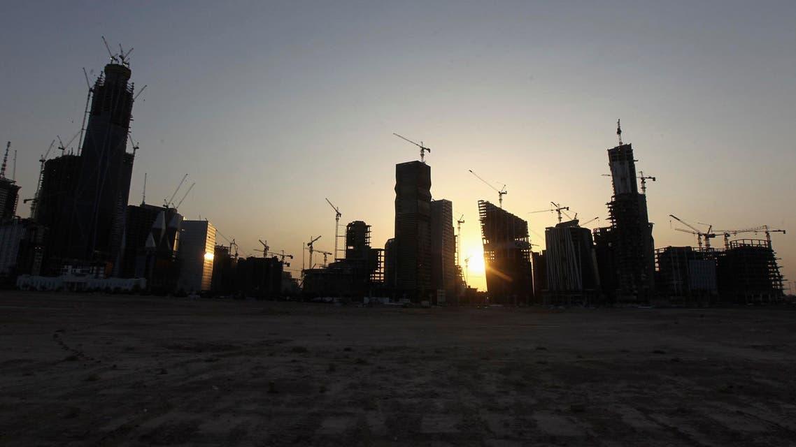 saudi arabia construction reuters