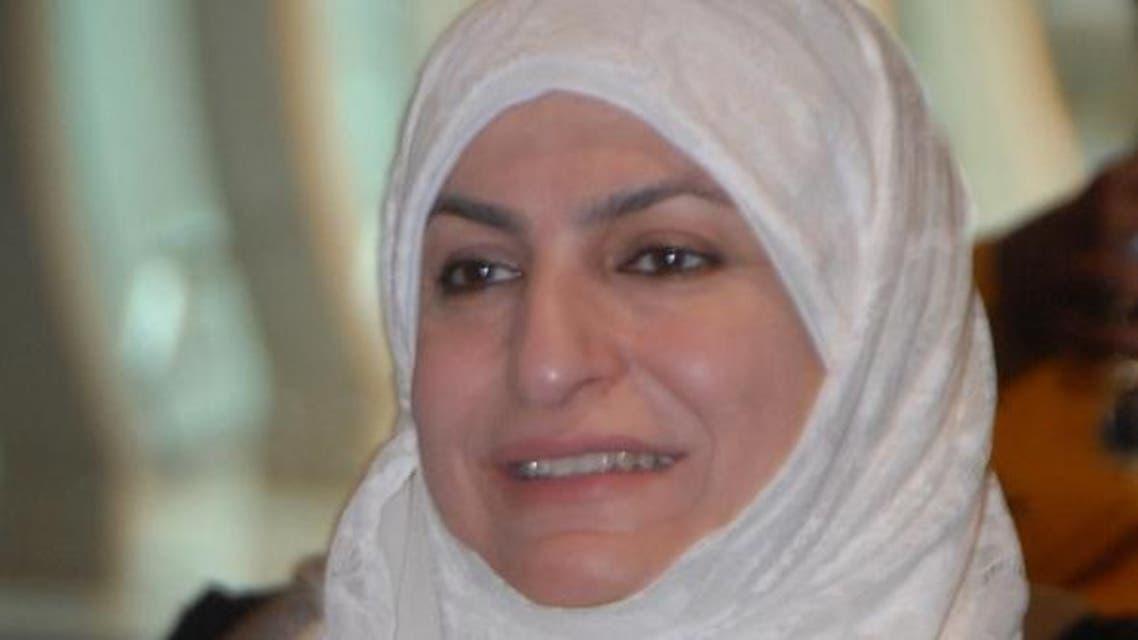 Iman Ereiqat, head of the International Organization of Migration in Kuwait. (Al Arabiya)