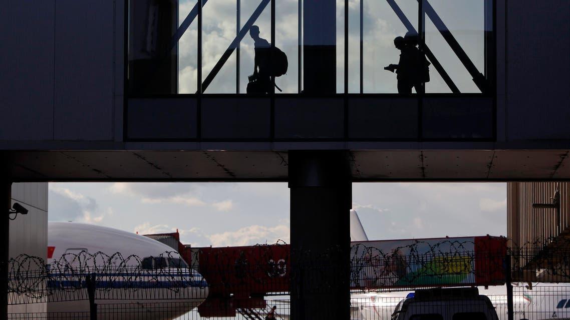 airport reuters