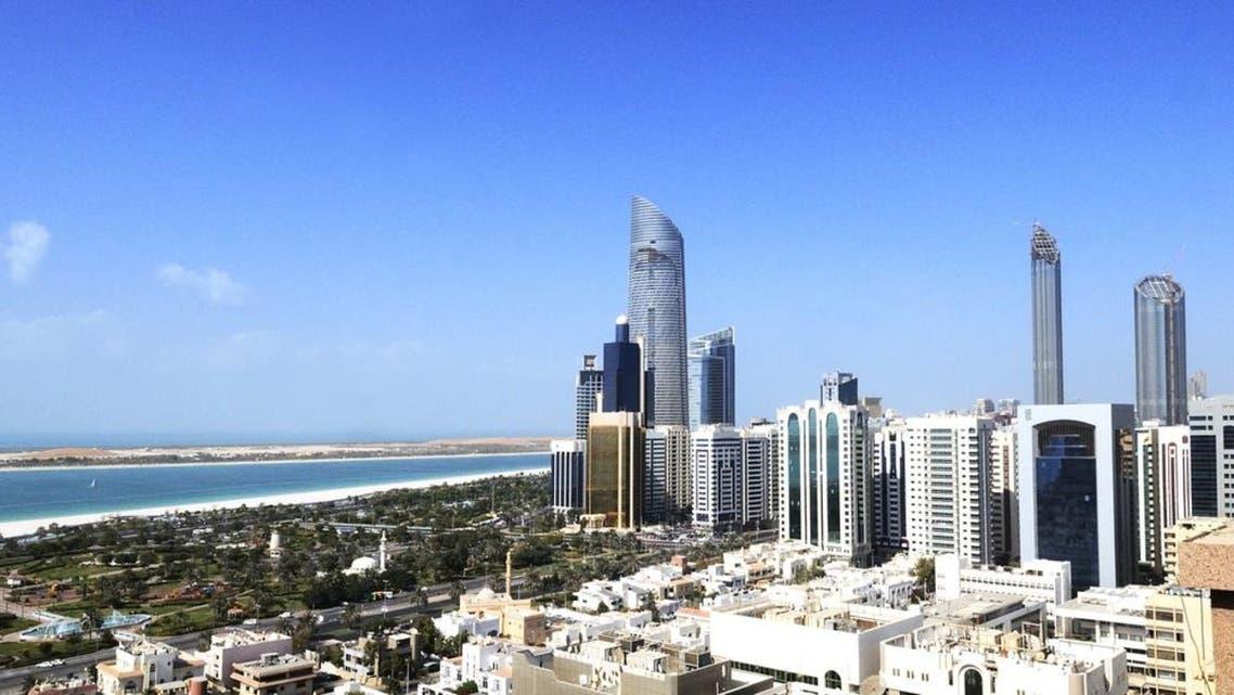 abu dhabi skyline shutterstock
