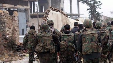 وصول 1500 مقاتل من حزب الله والعراق لتدعيم جبهة درعا