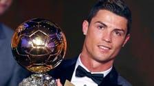 Cristiano Ronaldo wins FIFA best player award