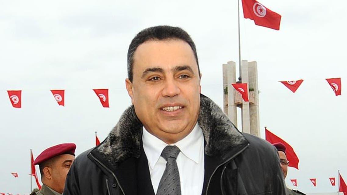 رئيس وزراء تونس الجديد مهدي جمعة يشارك بذكرى الثورة