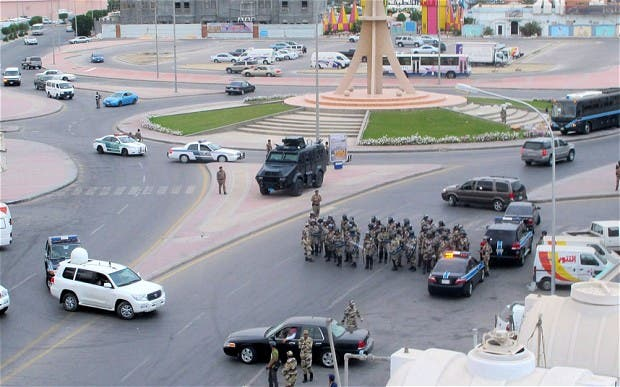 Awamya and other parts of Qatif (pictured) district on the Gulf coast have witnessed unrest since 2011 Photo: AP