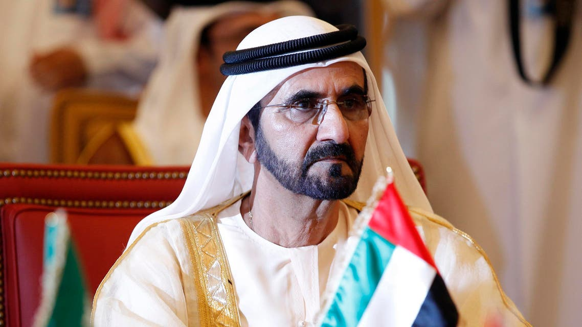 Sheikh Mohammed said the government would intervene in the labor market if necessary to reach its 'Emiratisation' target. (File photo: Reuters)