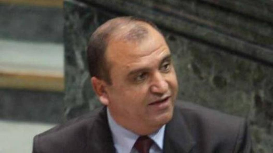 النائب عبدالله عبيدات