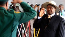Uganda leader says helping South Sudan fight rebels