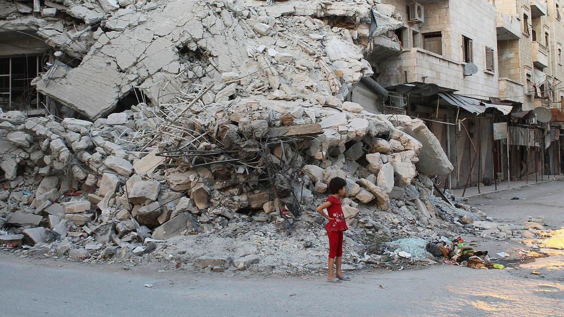 syria destruction reuters