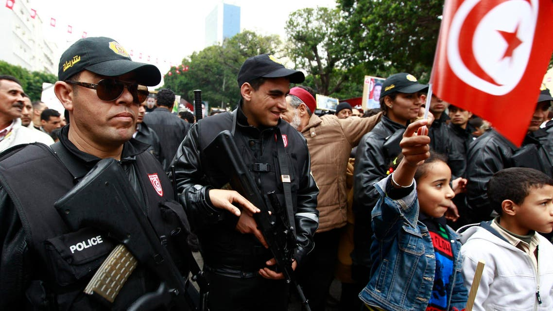 Tunisia celebrates third anniversary of uprising