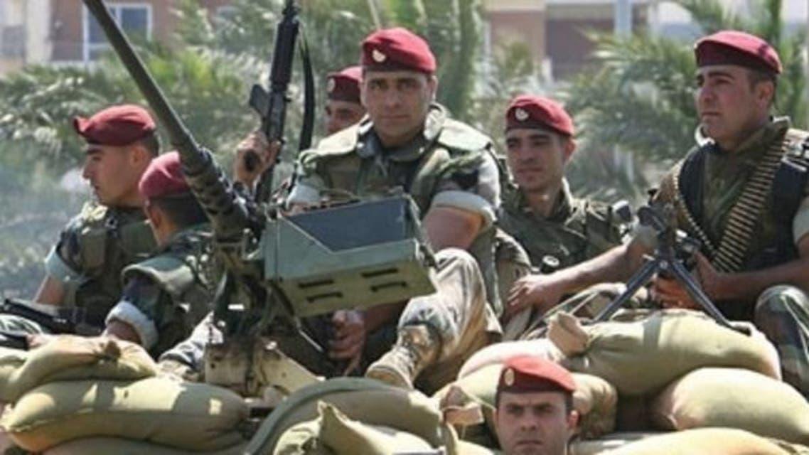 لبنانی فوجی