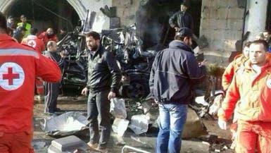 انفجار قوي يهز الهرمل أحد معاقل حزب الله شرقي لبنان