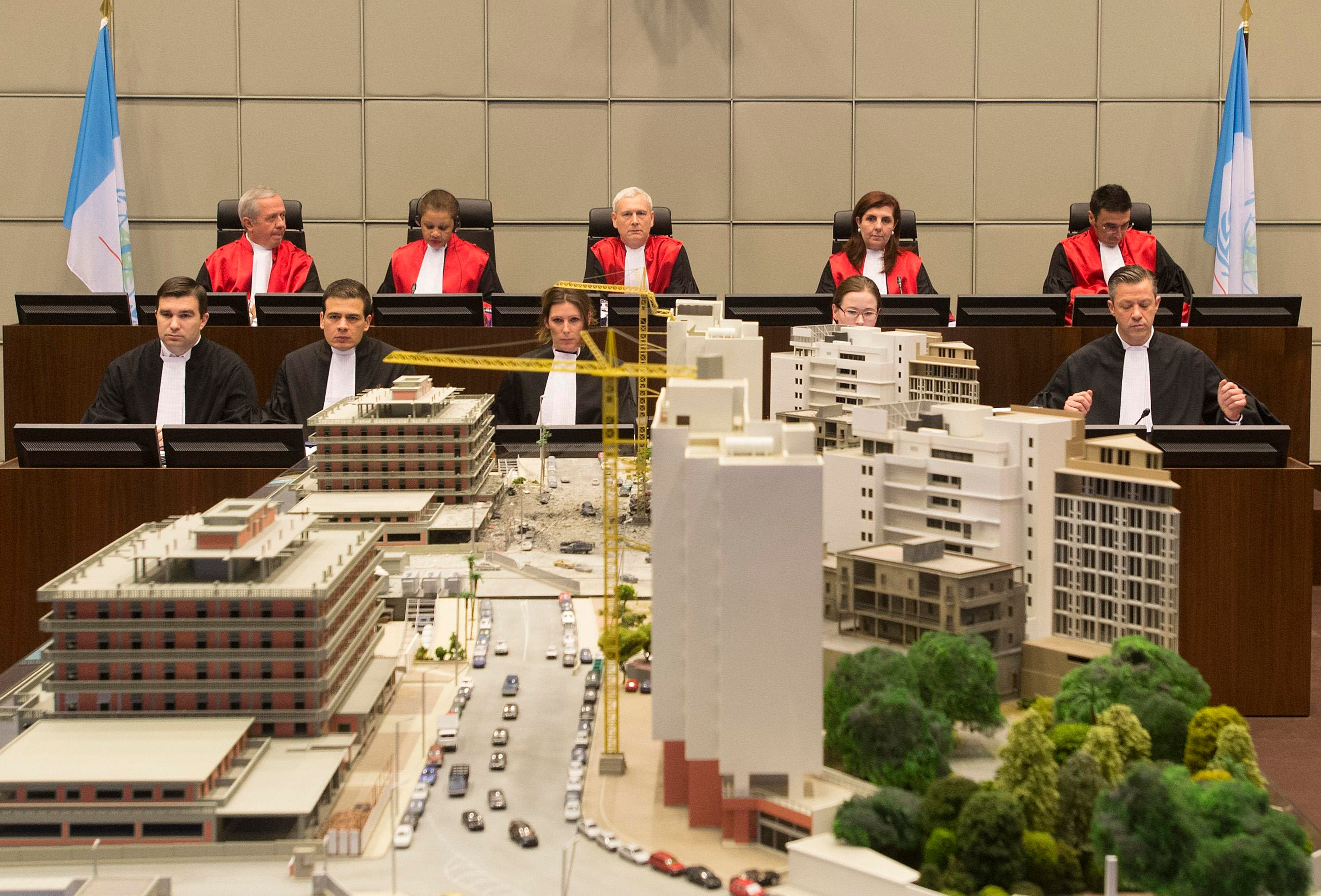 Special Tribunal for Hariri