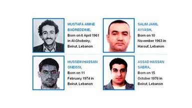 قصة عناصر حزب الله الـ5 المتهمين باغتيال الحريري