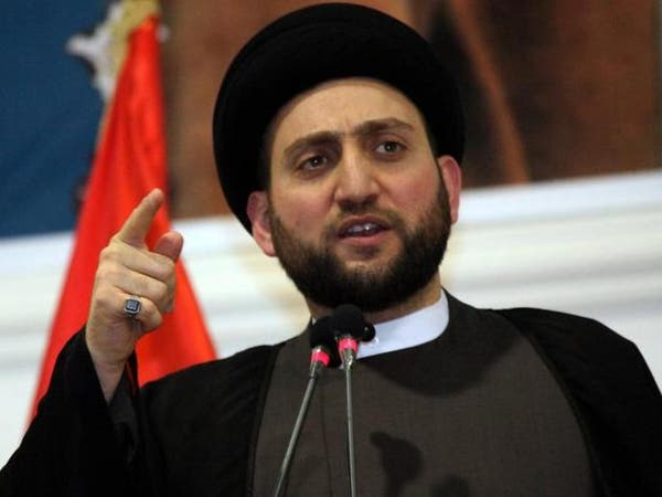 عمار الحكيم يطلق مبادرة لتسوية أزمة إقليم الأنبار