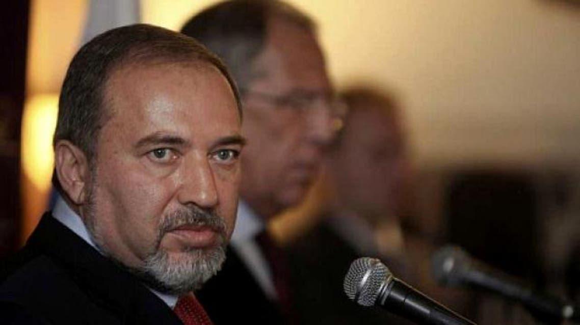 وزير الخارجية الإسرائيلي أفيغدور ليبرمان