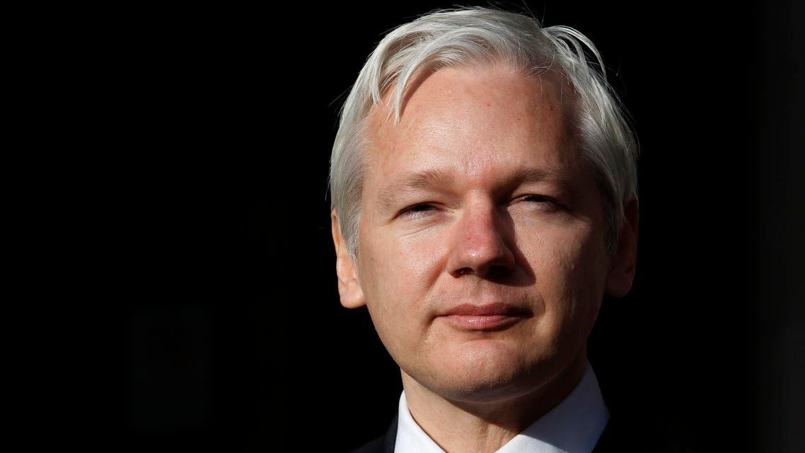 julian assange reuters