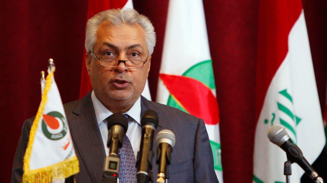 iraq oil miniters reuters