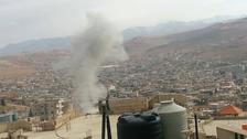 شام سے فائر کیے گئے راکٹوں سے لبنان میں 7 افراد ہلاک