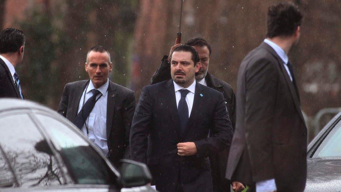 Saad al-Hariri (Al Arabiya)