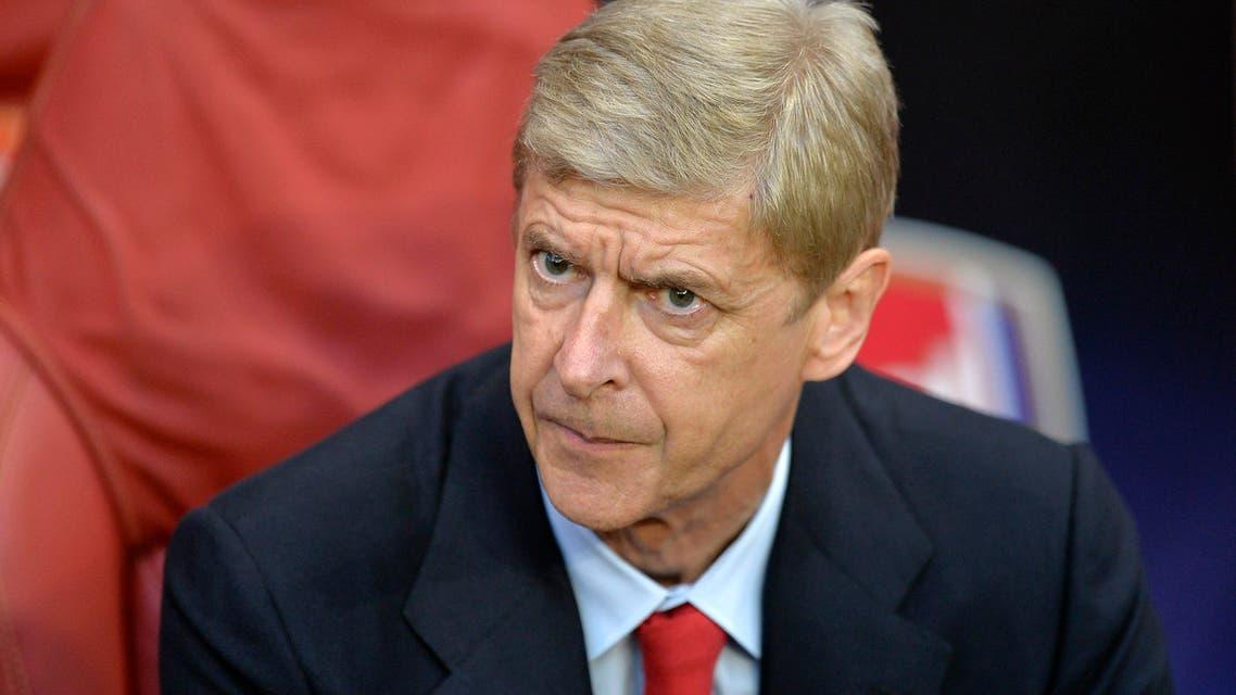 Arsene Wenger  ]