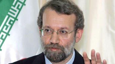 لاريجاني: إيران مستعدة لبذل روحها من أجل حزب الله