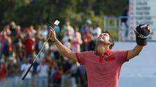 Larrazabal wins Abu Dhabi Golf Championship