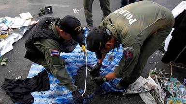 28 جريحاً في انفجارين استهدفا مظاهرة في تايلاند