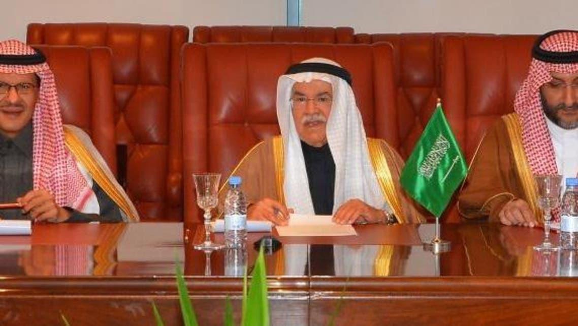 وزير البترول والثروة المعدنية المهندس علي بن إبراهيم النعيمي