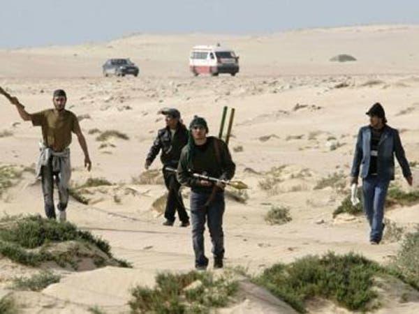 اختطاف إيطاليين قرب مدينة درنة الليبية