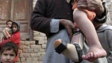بيشاور الباكستانية أكبر مستودع لفيروس شلل الأطفال