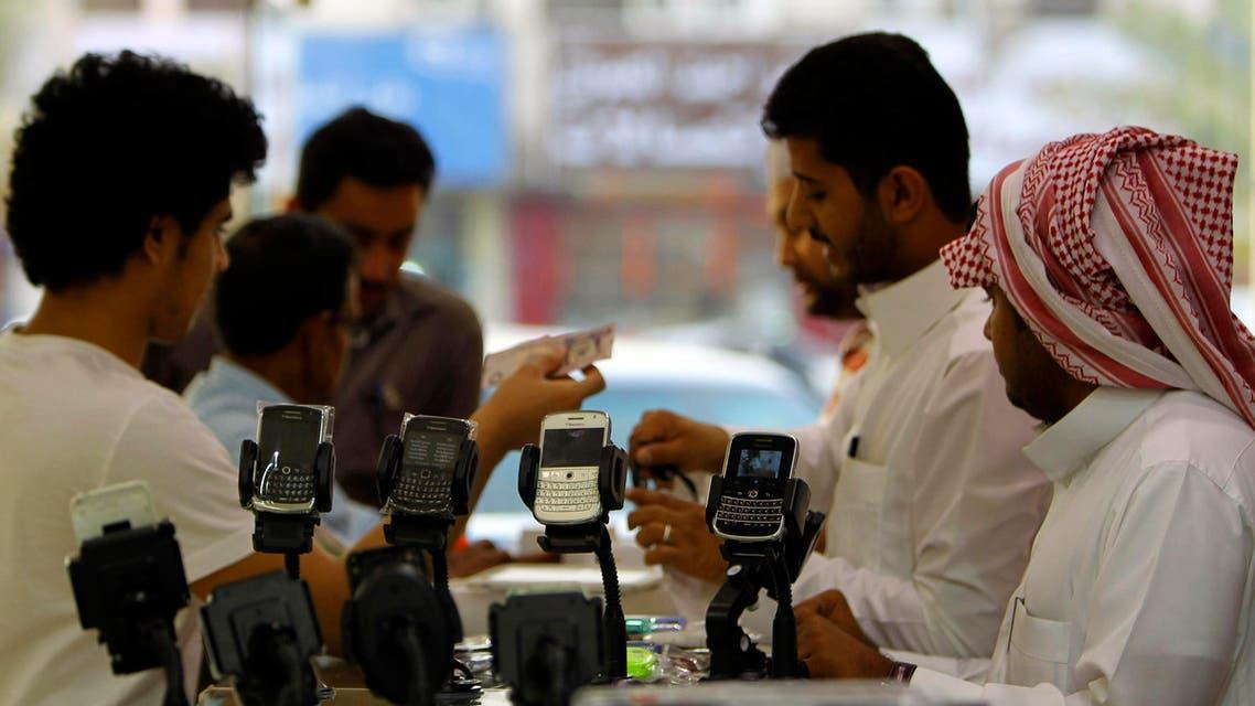 saudi telecoms reuters